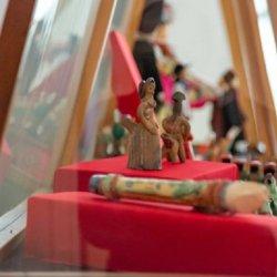 """Wystawa jest częścią festiwalu """"Ślōnski szwōng"""" (fot. mat. organizatora)"""