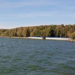 """Zbiornik Goczałkowicki nazywany jest też """"Śląskim Morzem"""" (fot. Katarzyna Esnekier/SilesiaDzieci.pl)"""