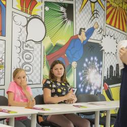 Bezpłatne kursy angielskiego będą odbywać się w Bytomiu, Katowicach, Sosnowcu i Gliwicach (fot. mat. organizatora)