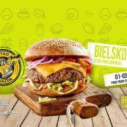 Zlot food trukców odbędzie się w pierwszy weekend września w Bielsku-Białej (fot. mat. organizatora)