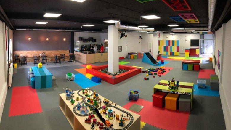 Zajęcia odbędą się w Centrum 1000 Klocków w Katowicach (fot. mat. organizatora)