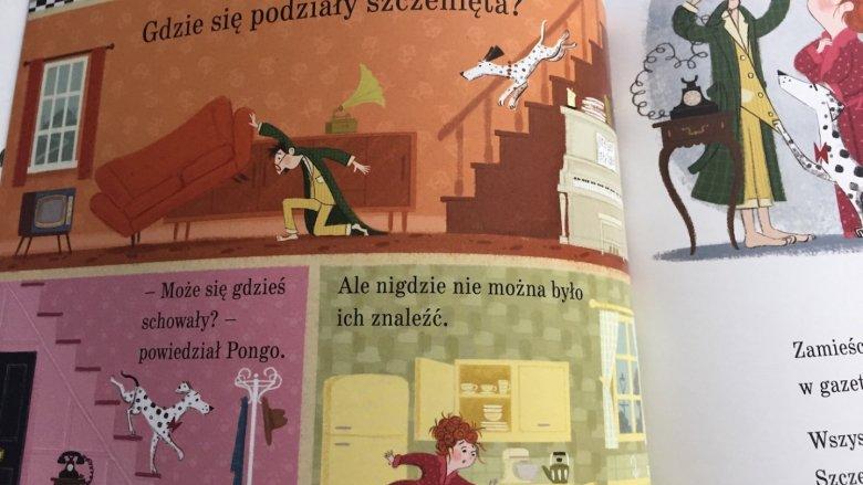 Kilkanaście minut lektury spodoba się przede wszystkim dzieciom w wieku przedszkolnym (fot. Ewelina Zielińska/SilesiaDzieci.pl)