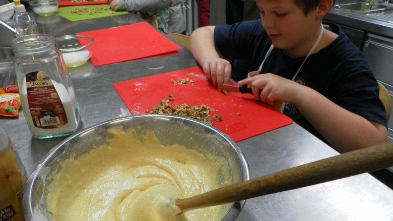W Cynamonie odbędą się specjalne, świąteczne warsztaty kulinarne dla dzieci (fot. mat. Cynamonu)