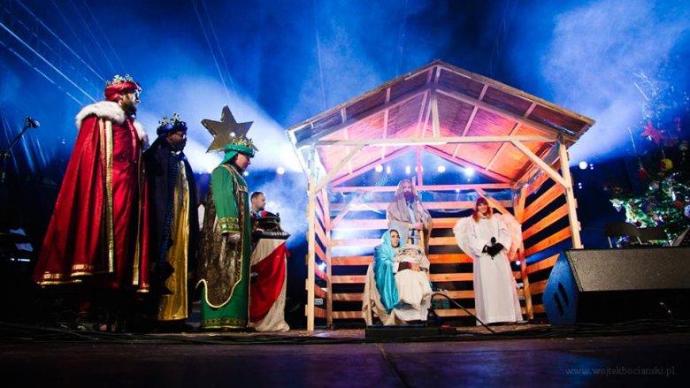 Tak wyglądał Orszak Trzech Króli w zeszłym roku (fot. Wojtek Bociański, mat. FB Orszaku)