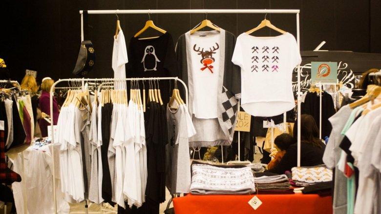 Śląsk jest modny - na targach można było znaleźć sporo regionalnych akcentów (fot. mat. FB Silesia Bazaar)
