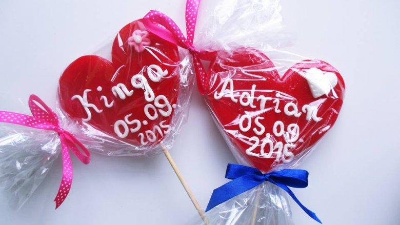 Możliwe jest przygotowanie spersonalizowanych słodyczy - na zamówienie (fot. mat. HokusPokuss)