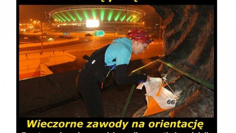 Wieczorny bieg na orientację to świetna okazja do aktywnego spędzenia czasu w rodzinnym gronie (fot. mat. organizatora)