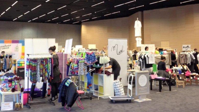 Na targach można było ogladać produkty ponad 70 wystawców (fot. mat. Silesia Bazaar)