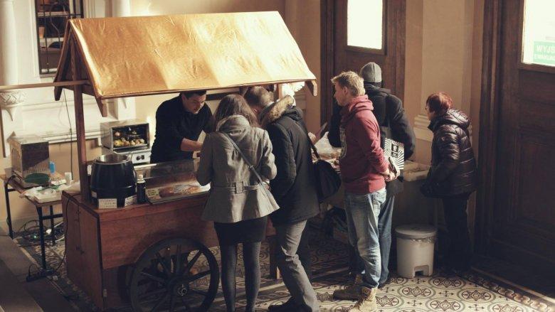 Smaczne, zdrowe i lokalne produkty można nabyć na każdym Przystanku (fot. Przystanek Śniadanie)