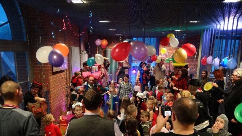 Pełen zabaw bal odbędzie się w Siemianowickim Centrum Kultury już po raz trzeci (fot. FB SCK Park Tradycji)
