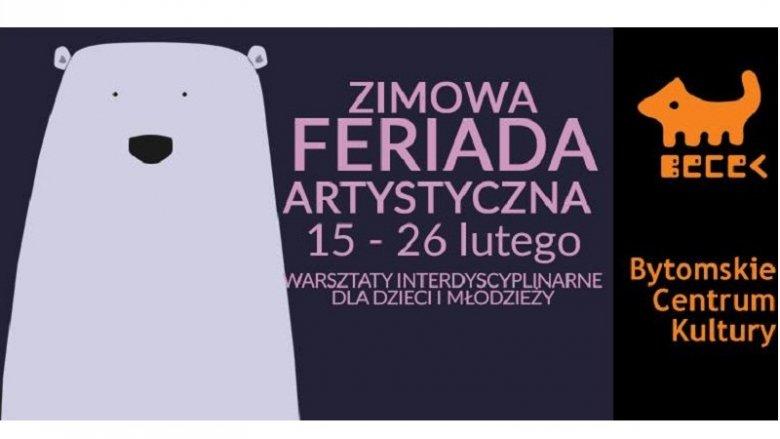 Feriada Artystyczna w BECEKu to mnóstwo ciekawych zajęć dla osób w różnym wieku (fot. mat. organizatora)
