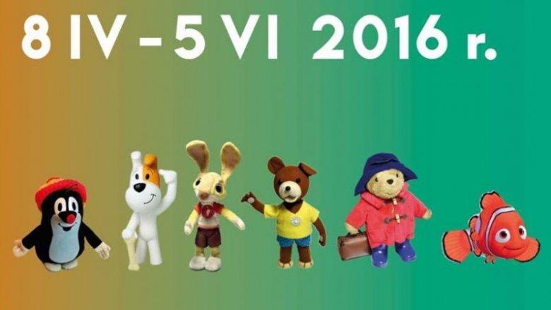 Na wystawie zaprezentowane zostaną postacie z bajek pochodzące z Muzeum Zabawek i Zabawy (fot. mat. organizatora)