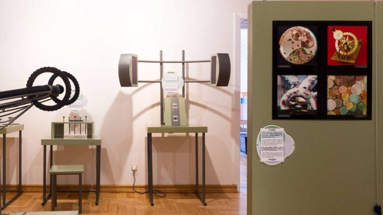 Na zwiedzających czeka 30 interaktywnych stanowisk (fot. FB Pałac Schoena - Muzeum w Sosnowcu)
