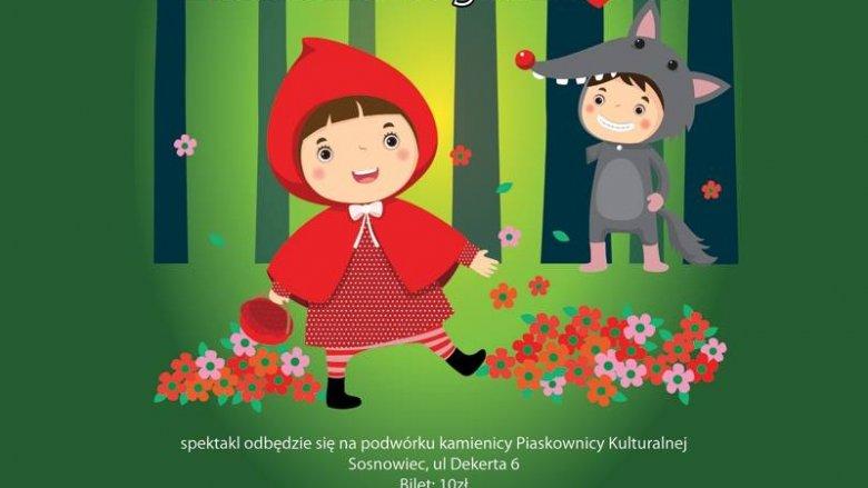 Na podwórkowy spektakl zaprasza Piaskownica Kulturalna (fot. mat. organizatora)