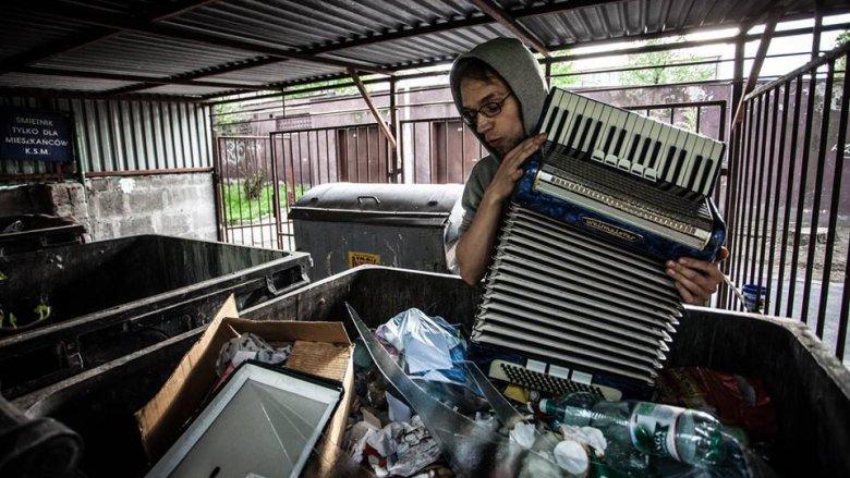 Muzykodrom zaprasza na muzyczny recykling (fot. mat. FB Katowice Miasto Ogrodów)
