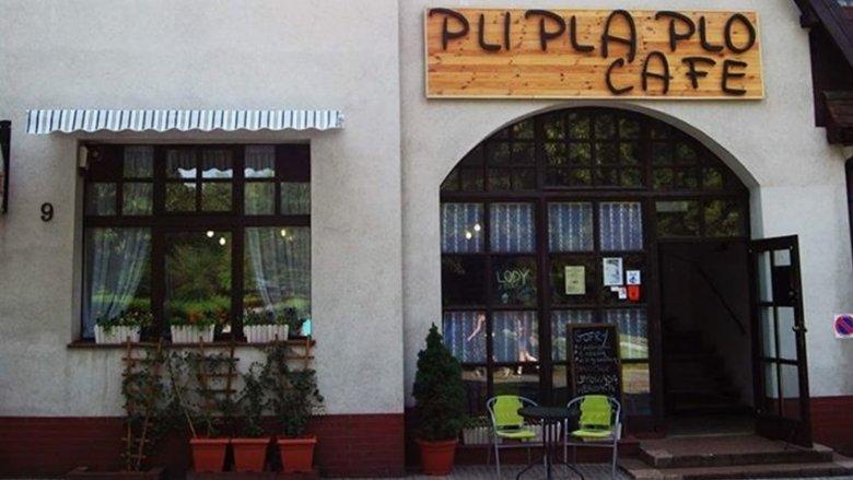 Pli Pla Plo mieści się na Placu Pod Lipami w Katowicach-Giszowcu (fot. mat. bistro)