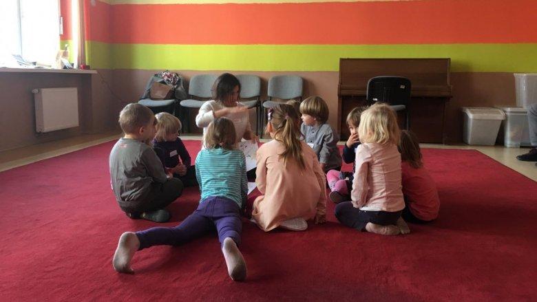 ANNUM kids to festiwalowe warsztaty dla dzieci w wieku 4-7 lat (fot. FB ANNUM Festival)