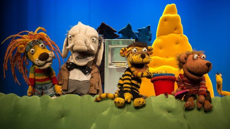 """""""Idziemy po skarb"""" to spektakl lalkowy, który zobaczycie 21 stycznia (fot. Grzegorz Gajos/FB Teatr Mały w Tychach)"""