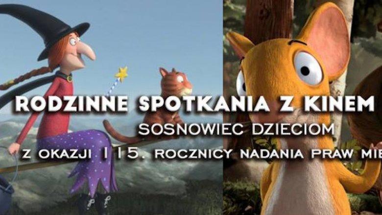Rodzinne spotkanie z kinem Muza odbędzie się 25 czerwca o godz. 16  (fot. mat. organizatora)