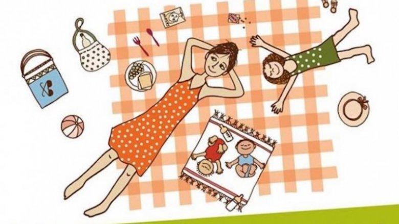 """""""Mamy coś dla mam"""" to środowe spotkania dla rodziców na BioBazarze (fot. mat. organizatora)"""