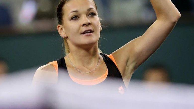 Rozstawiona z numerem 1 Agnieszka Radwańska (fot.BNP Paribas Katowice Open/Facebook)