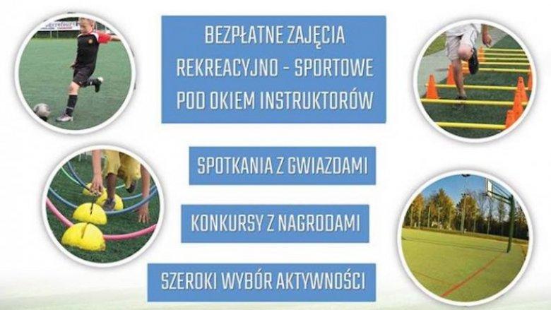 """""""Lato otwartych boisk"""" na Stadionie Śląskim odbywa się po raz dwunasty (fot. mat. organizatora)"""