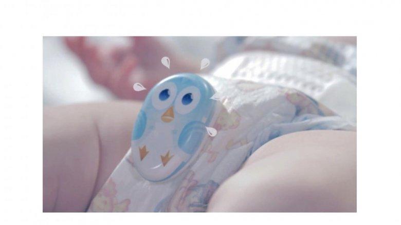 Melodyjny tweet informujący, że twoje dziecko musi być przewinięte – proszę bardzo, to już jest możliwe! (fot. mat. prod.)