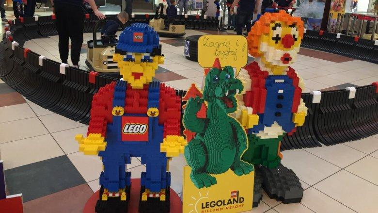 Centrum Handlowe Focus Park na 2 dni stanie się rajem dla legomaniaków (fot. mat. organizatora)