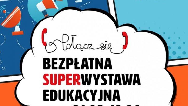 Wystawa edukacyjna to świetnie miejsce dla małych odkrywców (fot. mat. organizatora)