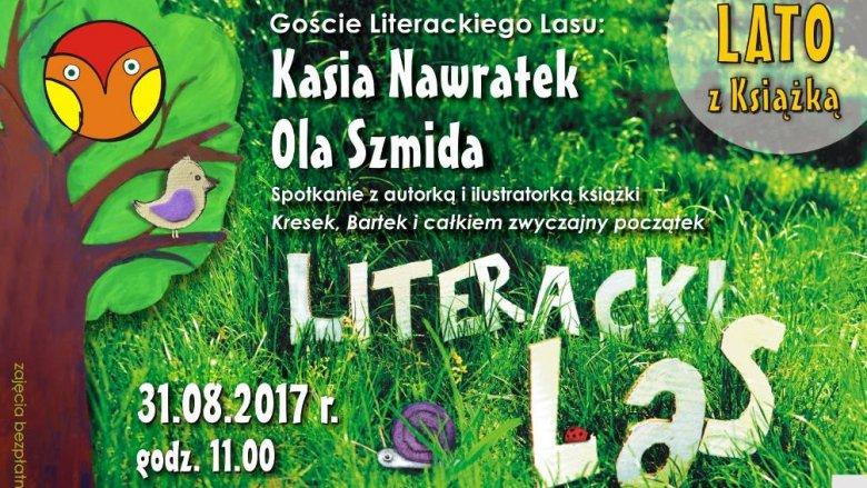 Gośćmi finału Lata z książką będą Kasia Nawratek i Ola Szmida (fot. mat. organizatora)