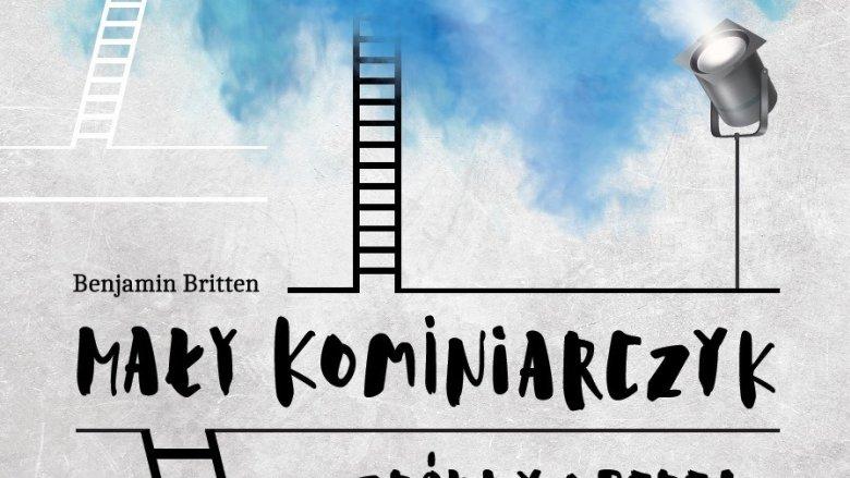 """""""Mały kominiarczyk. Zróbmy operę!"""" to spektakl interaktywny, którego premiera odbędzie się 7 listopada (fot. Opera Śląska)"""