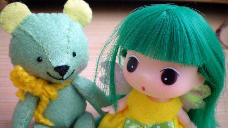 W niedzielę maluchy mogą wybrać się na bal misiów i lalek (fot. foter.com)