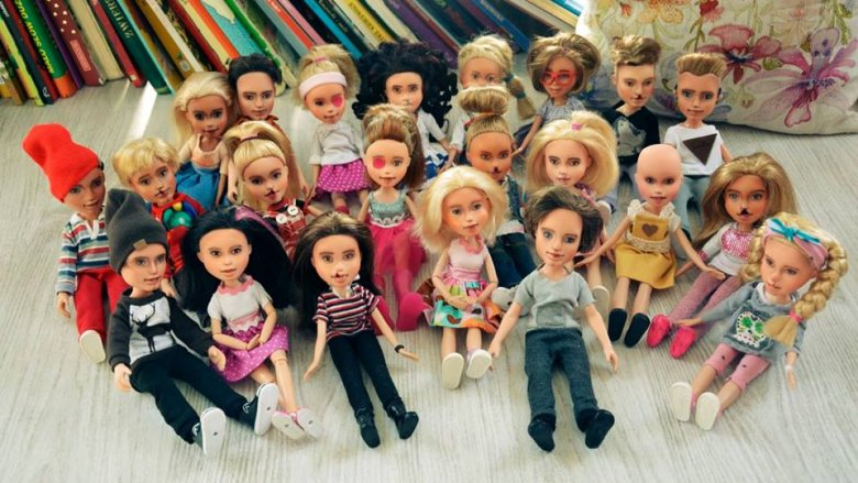Wszystkie lalki tworzone są z potrzeby serca, a ich autorka robi je charytatywnie (fot. Ignatow Repainted Dolls)