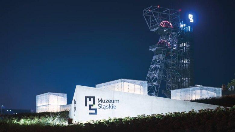 2 kwietnia Muzeum Śląskie rozbłyśnie niebieskim światłem (fot. Sonia Świeżawska)