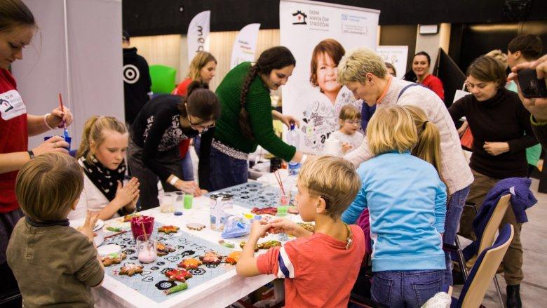 Podczas Silesia Bazaar Kids vol. 6 dzieci będą mogły liczyć na szereg atrakcji - pokazów, warsztatów, spotkań (fot. mat. SilesiaDzieci.pl)