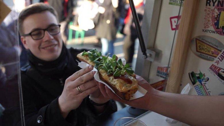 Wśród wielu różnych kuchni i smaków każdy znajdzie coś dla siebie (fot. mat. organizatora)