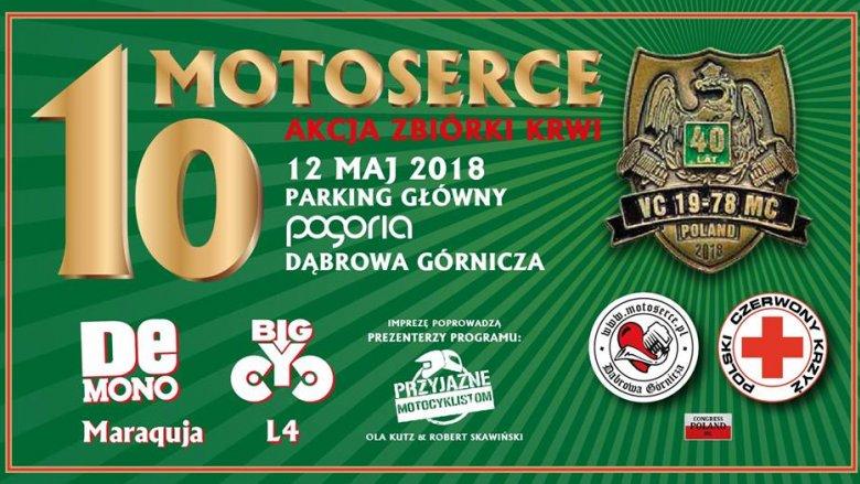 Akcja Motoserce to nie tylko okazja do świetnej zabawy, ale też do pomocy potrzebującym (fot. mat. organizatora)