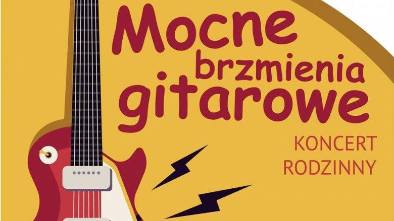 Uczestnicy spotkania przekonają się, jak różne brzmienia i zastosowania mają popularne gitary (fot. mat. organizatora)