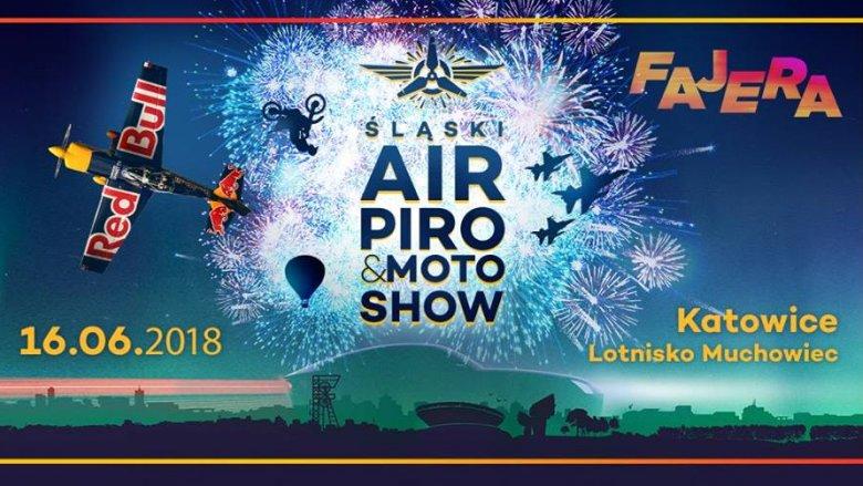 Impreza na lotnisku to gratka dla miłośników samolotów, aut i fajerwerków (fot. mat. organizatora)