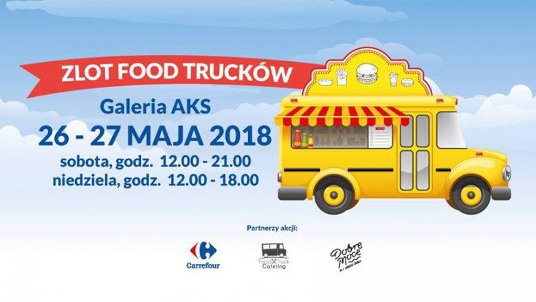 Food trucki zaczynają na stałe wpisywać się w kalendarz imprez plenerowych (fot. mat. organizatora)