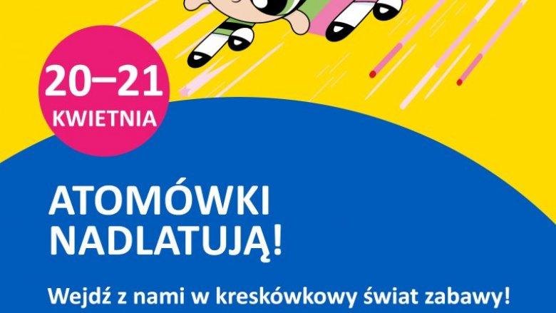 Bajka, Bójka i Brawurka zaprezentują swoje umiejętności w katowickim centrum handlowym (fot. mat. organizatora)