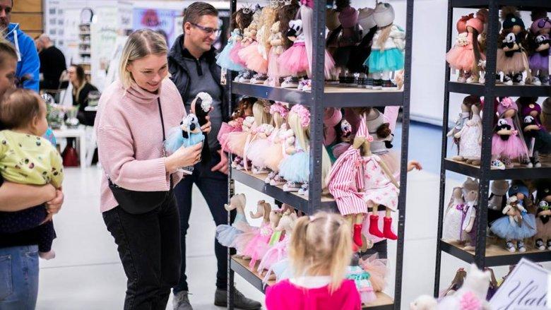 Na targach znajdziecie wiele unikatowych produktów - zabawek, gadżetów, ubranek (fot. mat. organizatora)