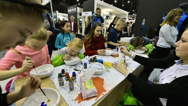 4 Design Days 4 Kids to liczne warsztaty kreatywne dla najmłodszych (fot. mat. organizatora)