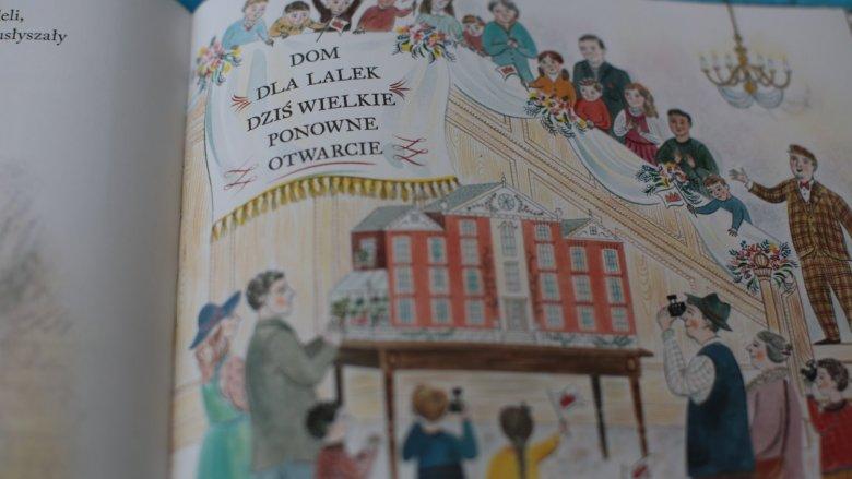 """""""Bajka o mysiej rodzinie"""" to opowiadanie Michaela Bonda wydane przez wydawnictwo Znak (fot. Ewelina Zielińska)"""