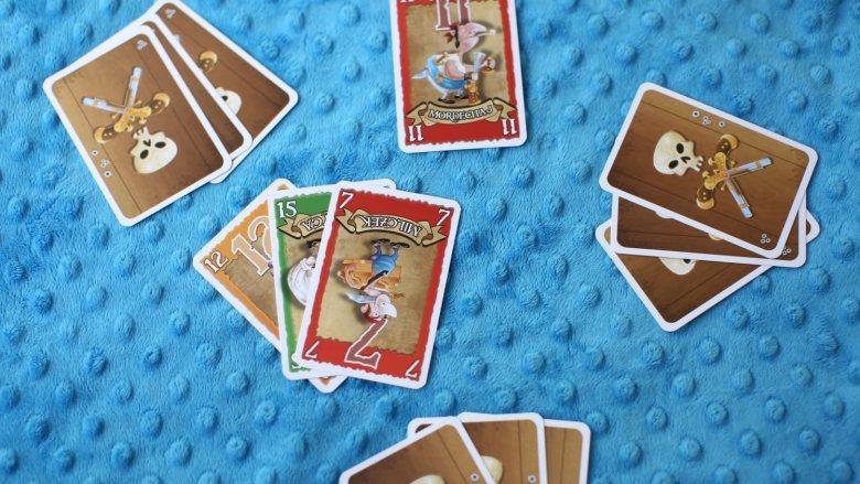 """""""Pirackie (po)rachunki"""" to świetna zabawa dla całej rodziny (fot. Ewelina Zielińska)"""