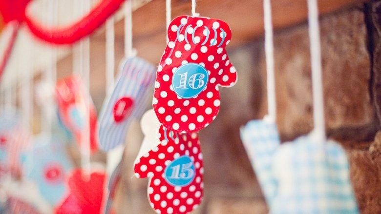 Własny kalendarz adwentowy można będzie wykonać na zajęciach w Mamince (fot. foter.com)