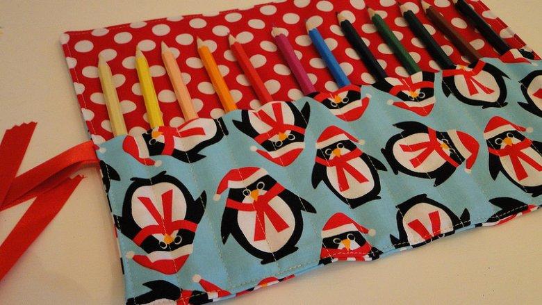 W Empiku dzieci stworzą własne filcowe piórniki (fot. foter.com)