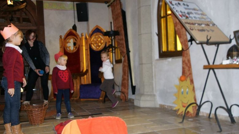 Sam Kopernik nauczy dzieci astronomii w Warowni Pszczyńskich Rycerzy (fot. mat. organizatora)