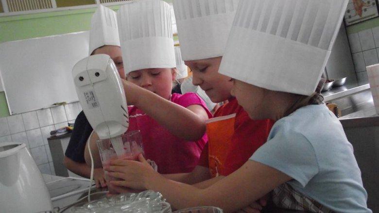 Cynamon - Sztuka gotowania organizuje warsztaty kulinarne dla dzieci (fot. materiały organizatora)
