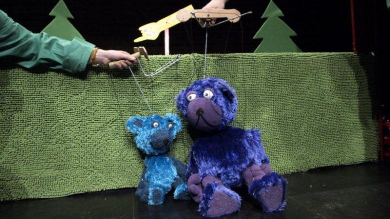 """""""Tymoteusz Majsterklepka"""" to wesoły spektakl pełen piosenek (fot. mat. Teatr Gry i Ludzie)"""